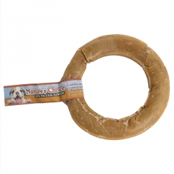 Loving Pets Nature's Choice Pressed Rawhide Donut Image