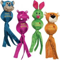Kong Wubba Ballistic Friends Dog Toys Image