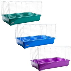 Kaytee My First Home Cage 3-Pack - (Assorted Colors) Image