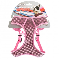 Coastal Pet Comfort Soft Sport Wrap Harness - Pink Image