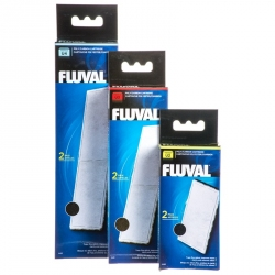 Fluval Underwater Filter Stage 2 Poly/Carbon Cartridges Image