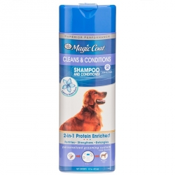 Magic Coat Cleans & Conditions Shampoo and Conditioner for Dogs Image