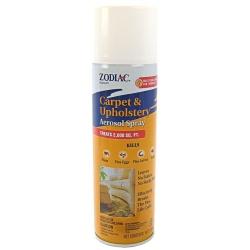Zodiac Flea & Tick Carpet & Upholstery Aerosol Spray Image