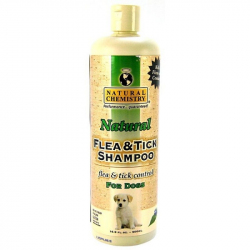 Natural Chemistry Natural Flea & Tick Shampoo for Dogs Image