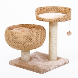Pet Pals Recycled Paper Cat Resting Area Image