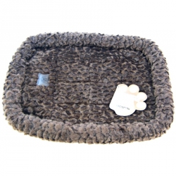Precision Pet SnooZZy Crate Bed - Chocolate Brown Image