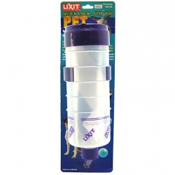 Lixit Quick Lock Flip Top Water Tank with Valve Image