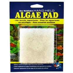 API Doc Wellfish's Hand Held Algae Pad for Acrylic Aquariums Image