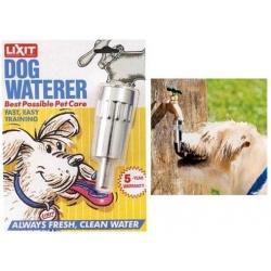 Lixit Dog Faucet Waterer Image