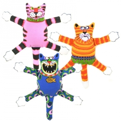 Fat Cat Terrible Nasty Scaries Mini - Assorted Colors Image