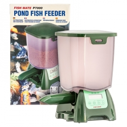 Fish Mate P7000 Pond Fish Feeder Image