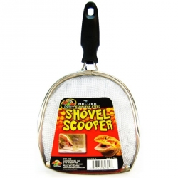 Zoo Med Deluxe Stainless Steel Shovel Scooper Image