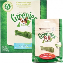Greenies Original Dental Treats for Dogs Image