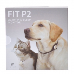 PetKit Fit P2 Pet Activity Monitor - Gold Image