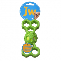 JW Pet Hol-ee Bone with Squeaker Image