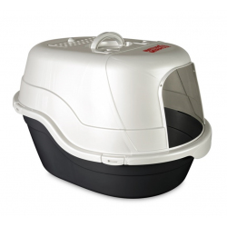 Nature's Miracle Advanced Hooded Cat Litter Box Image