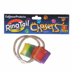 Cat Dancer Ringtail Chaser Cat Toy Image