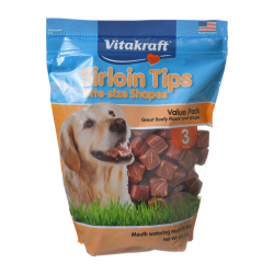 Vitakraft Sirloin Tips for Dogs Image