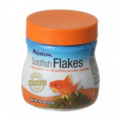 Aqueon Goldfish Flakes Image
