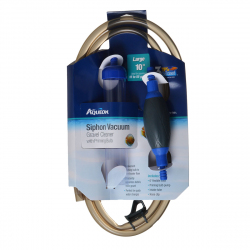 Aqueon Siphon Vacuum Gravel Cleaner with Priming Bulb Image