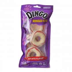 Dingo Ringo Meat & Rawhide Chews (No China Sourced Ingredients) Image
