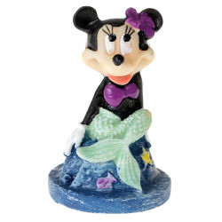 Penn Plax Mermaid Minnie Resin Ornament Image