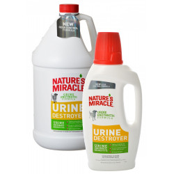 Nature's Miracle Urine Destroyer - Stain & Residue Remover Image