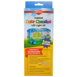 Kaytee Habitat Color Changing LED Light Kit Image