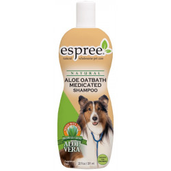 Espree Aloe Oatbath Medicated Shampoo Image