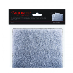 Aquatop Phosphate & Nitrate Removing Poly-Fiber Filter Pad Image