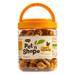 Pet 'n Shape Chik 'n Dumbells Image