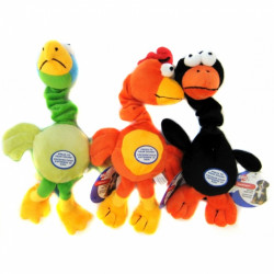 Plush Chirpies Assorted Dog Toys Image