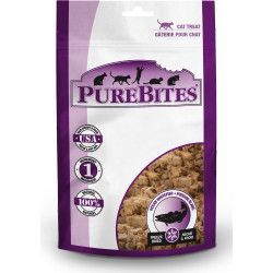 PureBites Ocean Whitefish Freeze Dried Cat Treats Image
