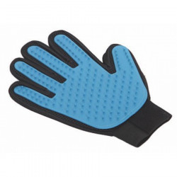 Pet Pals Cat's Brush Glove - Blue Image