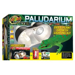 Zoo Med Paludarium UVB & Plant Growth Lighting Kit Image