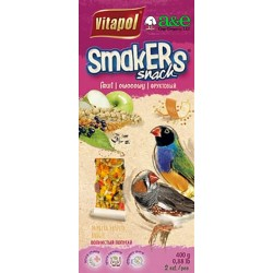 A&E Cage Company Smakers Finch Fruit Treat Sticks Image