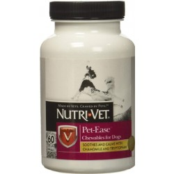 Nutri-Vet Pet-Ease Soft Chews Image