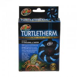 Zoo Med Turtletherm Automatic Preset Aquatic Turtle Heater Image
