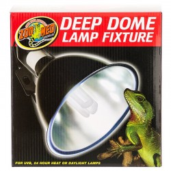 Zoo Med Deep Dome Lamp Fixture Image