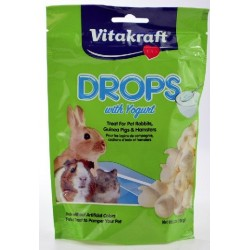 Vitakraft Yogurt Drops for Rabbits Image