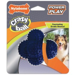 Nylabone Power Play Crazy Ball Dog Toy Large Image