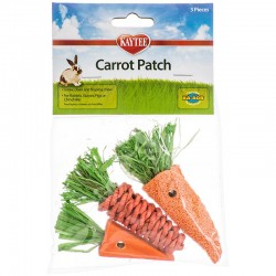 Kaytee Carrot Patch Chew Toys Image