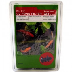 In-Line UV Pond Filter - Ponds up to 650 Gallons Image