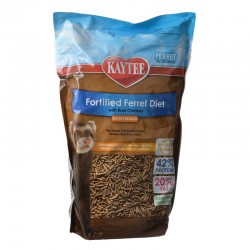 Kaytee Fortified Ferret Diet with Real Chicken Image