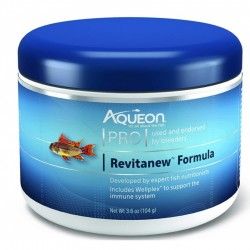 Aqueon Pro Revitanew Formula Medium Pellet Food Image