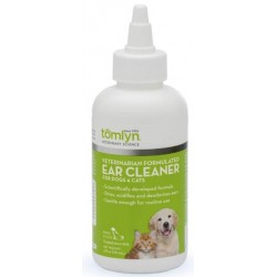 Tomlyn Veterinatrian Formulated Ear Cleaner for Dogs and Cats Image
