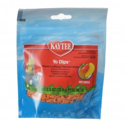 Kaytee Fiesta Yogurt Dipped Papaya - Mango Yogurt Image