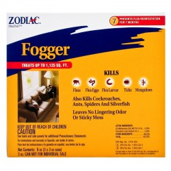 Zodiac Flea & Tick Fogger Image