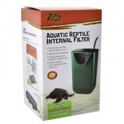 Zilla Aquatic Reptile Internal Filter - Size 40 Image