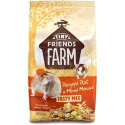 Supreme Tiny Friends Farm Reggie Rat & Mimi Mouse Tasty Mix Image